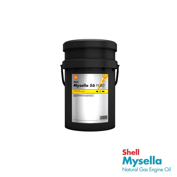 UUSShell Mysella S6 N 40 viib isegi äärmuslikes töötingimustes mootori sooritusvõime ja kaitse uuele tasemele